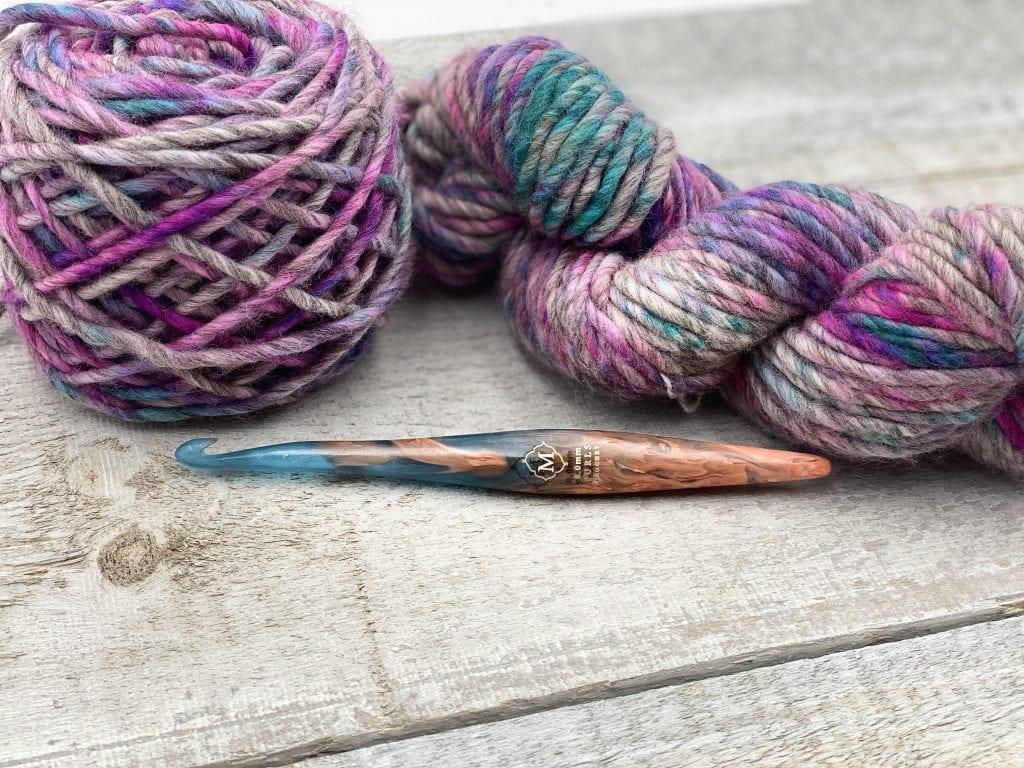 Edgewood Ear Warmer Free Crochet Pattern