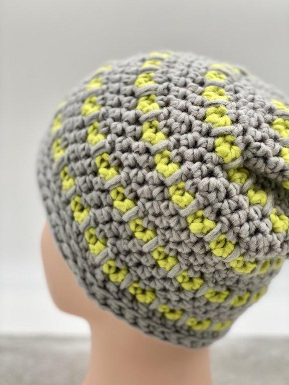 Rocksteady Beanie Free Crochet Pattern