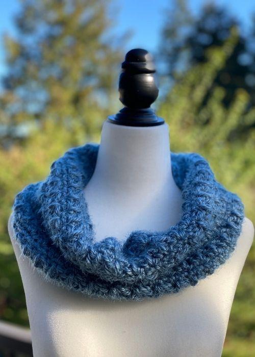 Alpen Cowl Free Crochet Pattern