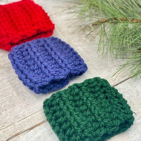 Kolby Cup Cozy Free Crochet Pattern