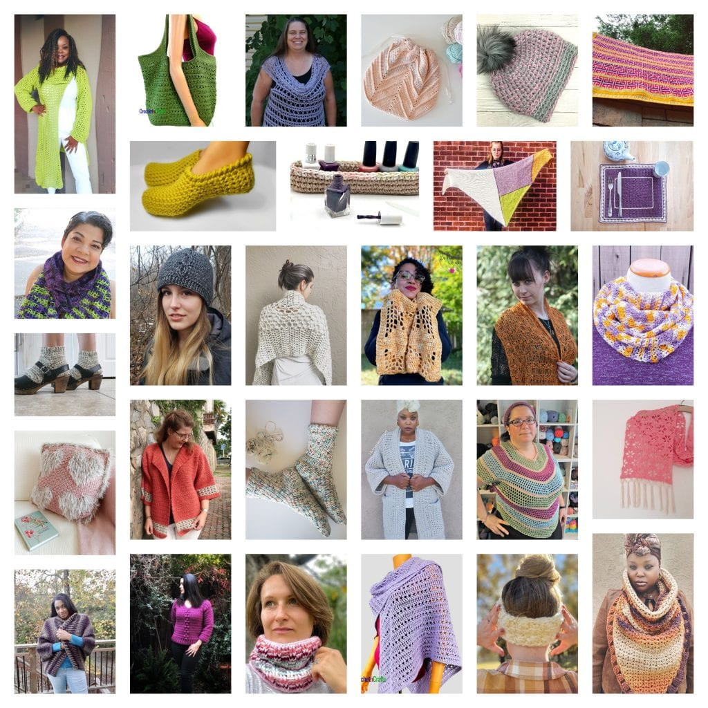 Crochet For Me Pattern Bundle