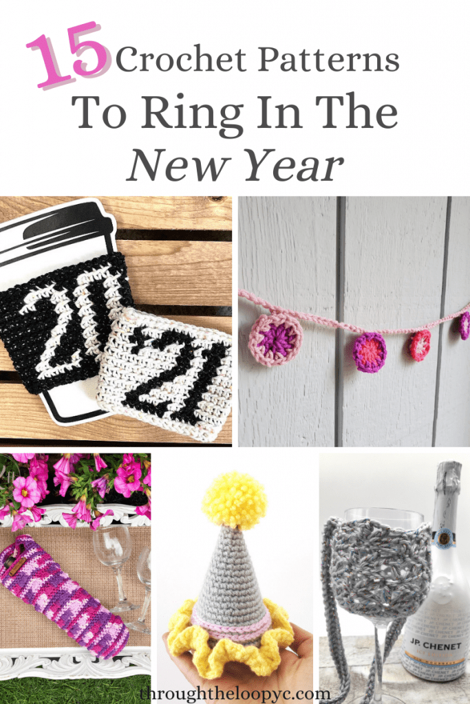 15 Crochet Patterns To Ring In The New Year