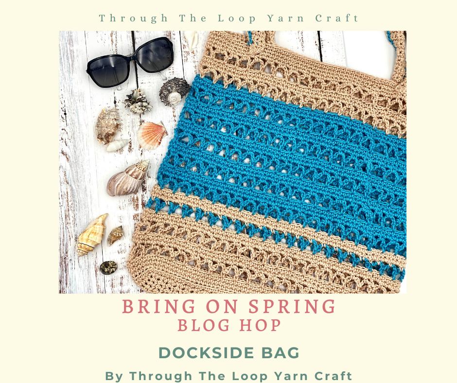 Dockside Bag Free Crochet Pattern