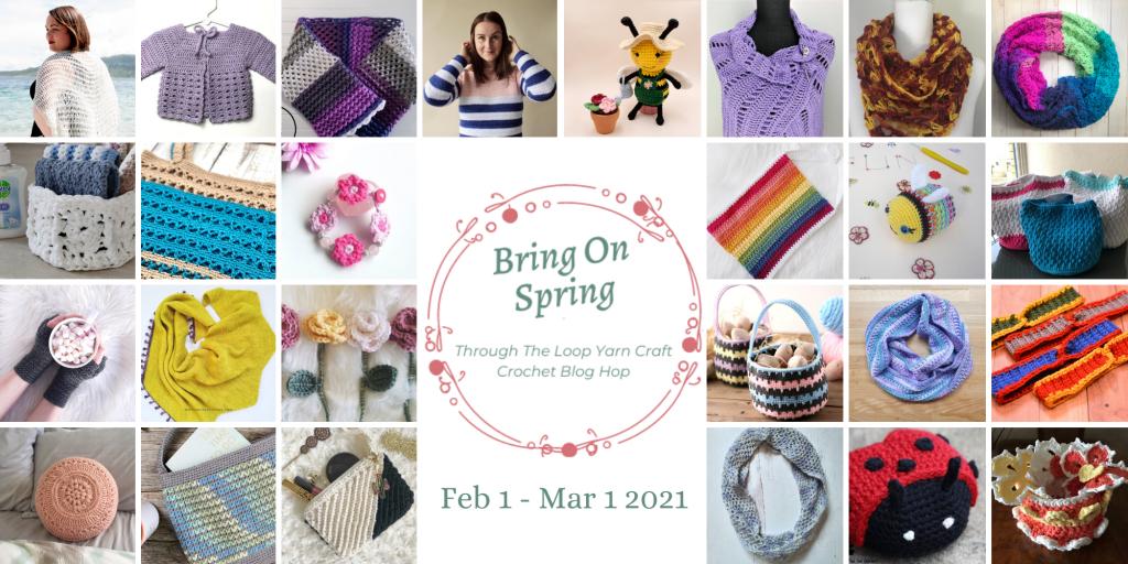 Bring On Spring Blog Hop - 29 Free Crochet Patterns For Spring