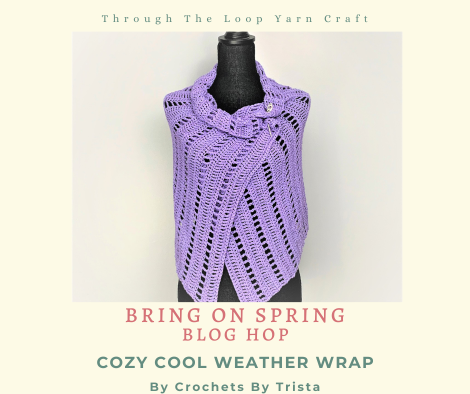 Cozy Cool Weather Wrap