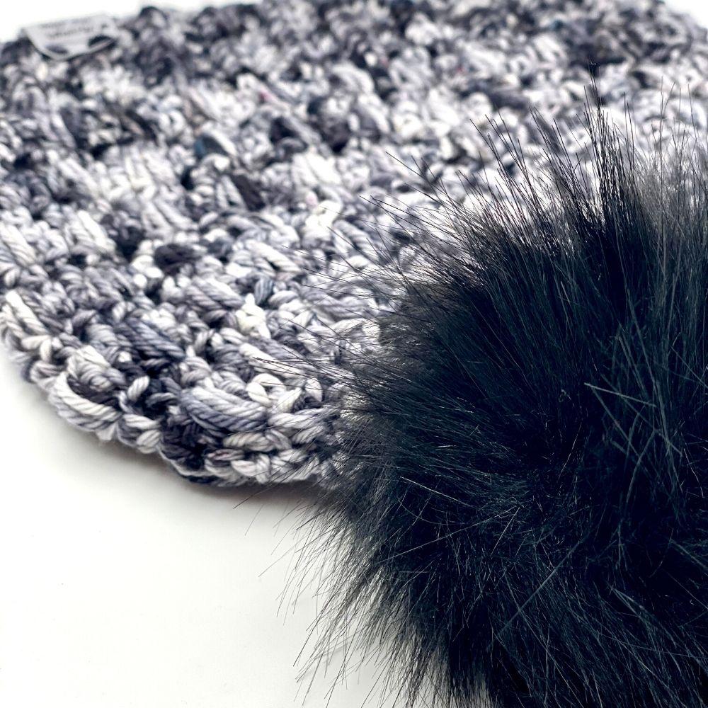Serryn Beanie Free Crochet Pattern