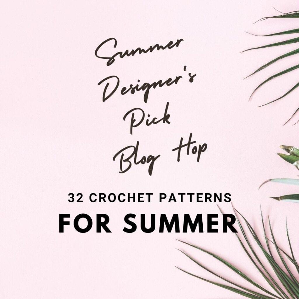 Summer Designer's Pick Blog Hop