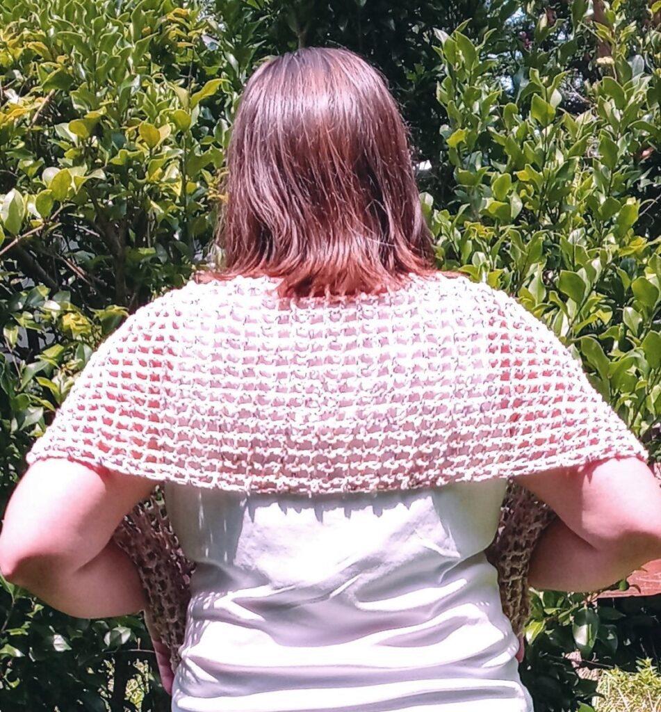 Irelyn Wrap Free Crochet Pattern